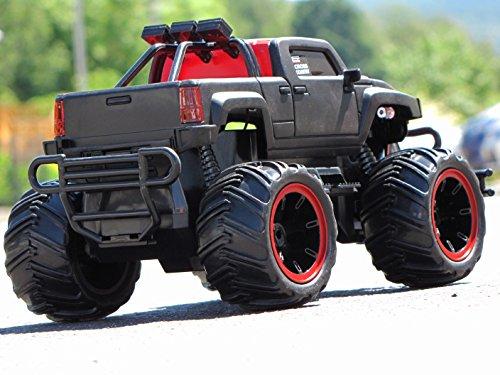 RC Auto kaufen Monstertruck Bild 4: Diawell RC Ferngesteuertes Auto Pick Up Monster Truck Monstertruck Offroad Fernbedienung für Kinder und Erwachsene*