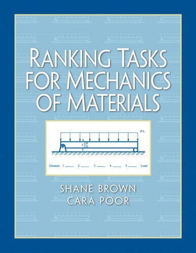 Ranking Tasks for Mechanics of Materials (Educational...