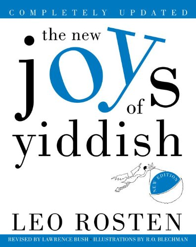 The New Joys of Yiddish: Completely Updated (English Edition)