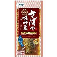 Delcy さばの味噌煮 [常温保存可能] 120g×30個