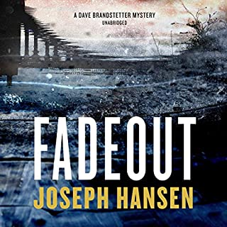 Fadeout audiobook cover art