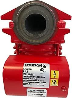 Armstrong 182202-657 1/6 Horsepower Armflo E8 Close-Coupled Circulator Pump