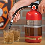 eSmart Fire Extinguisher Cocktail Shaker Liquor Pump Wine Beer Dispenser Machine