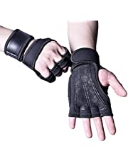 Training Sports Gloves with Wrist Support for Weightlifting Gym Workout to Avoid Calluses for Weight Lifting Suits Both Men Women, Strong Grip