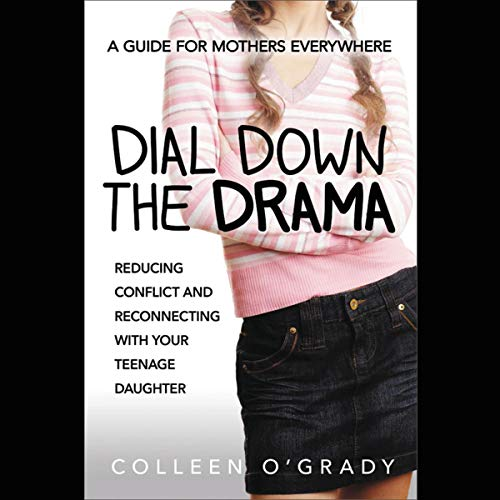 Dial Down the Drama audiobook cover art