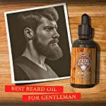 Beard Oil Conditioner - All Natural Cedarwood & Pine Scent with Argan & Jojoba Oils - Softens & Strengthens Beards and… 4