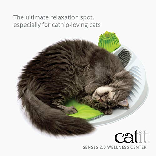 catit 43153W Senses 2.0 Wellness Center - 3