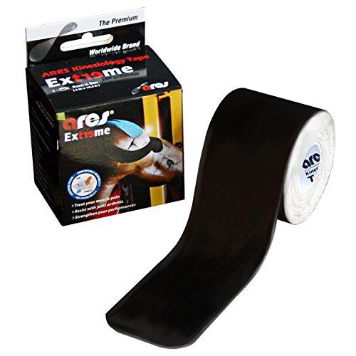 Synthetik Ares Extreme Tape Kinesiologie Elastisches Sport Tape–Schmerzlinderung und Unterstützung mit