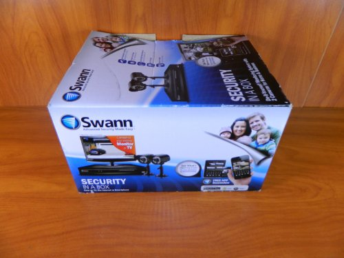 Swann WMTHOMEDVR4 Security In A Box Security Syst