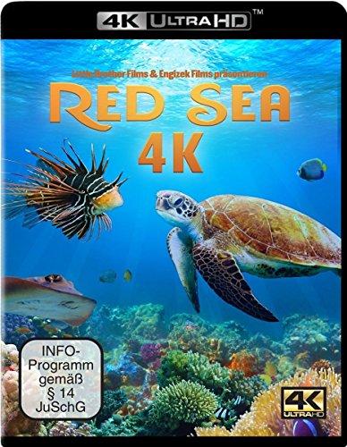 Red Sea (4K Ultra HD) [Blu-ray]
