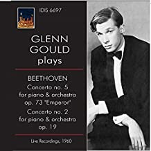 Glenn Gould Plays Beethoven Concertos Nos. 2 & 5 1