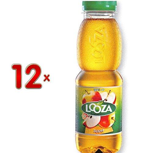 Looza Appel PET 12 x 330 ml Flasche (Apfelsaft)