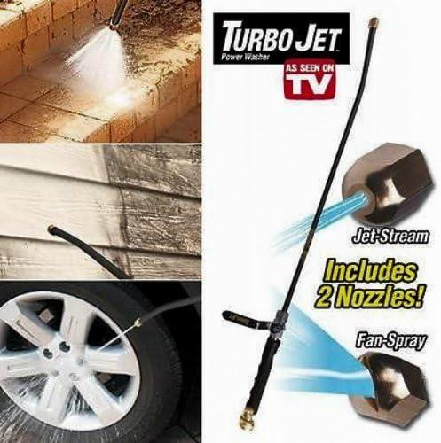 Turbo Jet Power Washer High Pressure Spray Nozzle