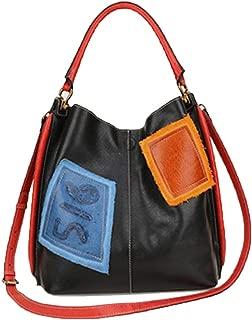 Women Fashion Hobo Shoulder Bags Ladies Genuine Leather Purses and Handbags Large Soft WorkToteBag Organizer