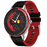 HAOQIN Reloj Inteligente Deportivo Smartwatch - Pulsera Actividad...