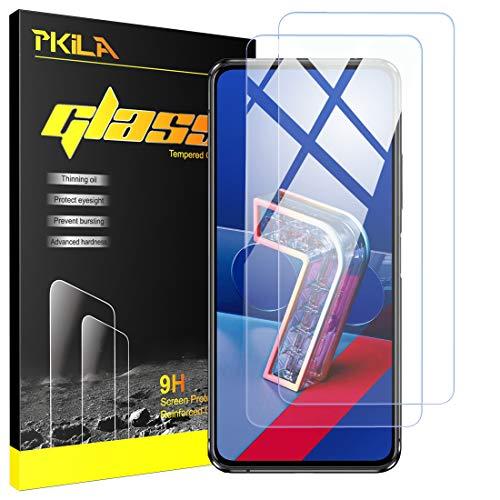 Pkila Protector de Pantalla Asus Zenfone 7 / Zenfone 7 Pro Cristal Templado Protector [9H...