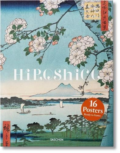 Hiroshige. Poster Set: PX (Taschen Print Sets)