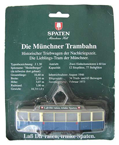 Brauerei Spaten Nr.02 - Die Münchener Trambahn - Straßenbahn
