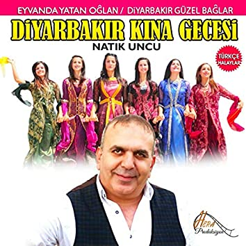 Diyarbakır Kına Gecesi / Türkçe Halaylar (Eyvanda Yatan Oğlan / Diyarbakır Güzel Bağlar)