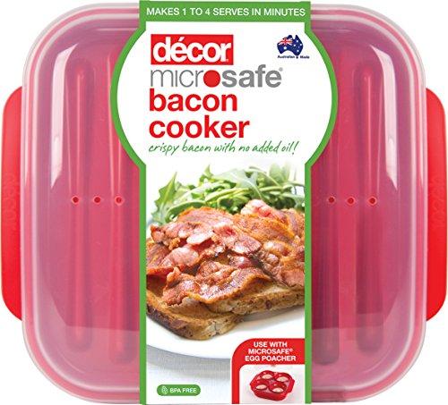 Decor ® Cuit Bacon au Micro-onde pour...