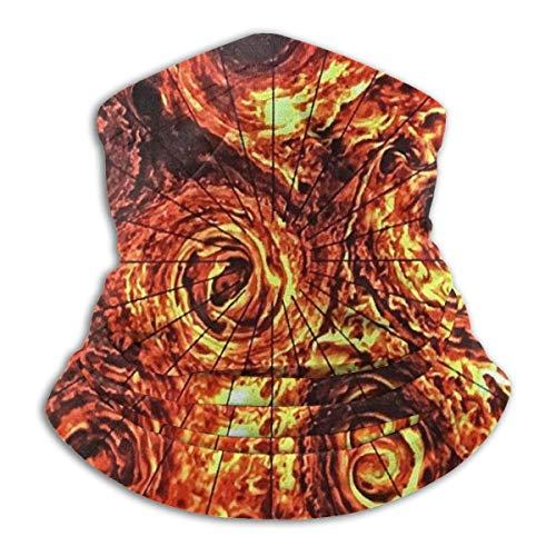 Hdadwy Múltiples ciclones, cubierta facial, bandanas rave sin costuras, polaina para el cuello, balac-lavas, diademas, bufanda para el polvo