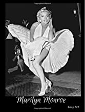 Marilyn Monroe: Composition book , Collage Ruled Notebook, Journal, Diary