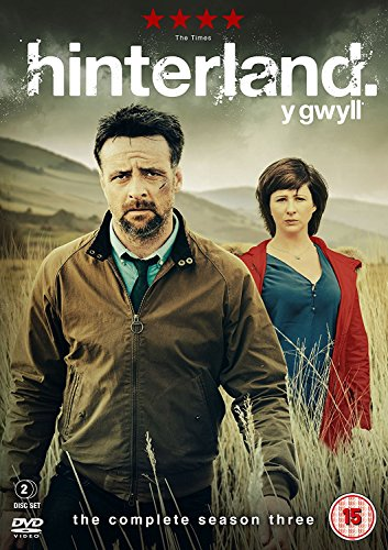 Hinterland Season 3 [DVD] [UK Import]