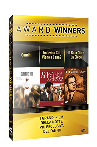 Oscar Collection 1 (Box 3 Dvd Gandhi,Indovina Chi Viene A Cena,Il Buio Oltre...)