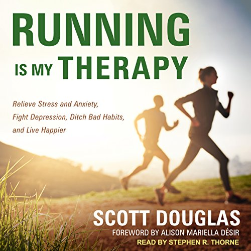 Running is My Therapy cover art