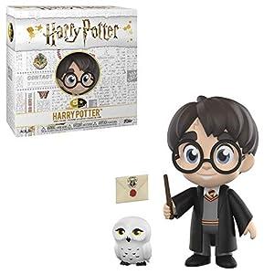 Funko 30449 5 Star Potter: Harry Figuras coleccionables, Multicolor, estándar 11
