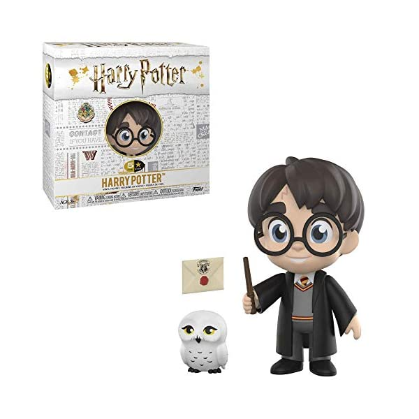 Funko 30449 5 Star Potter: Harry Figuras coleccionables, Multicolor, estándar 1