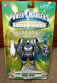 Time Force Megazord Mode Blue 5.5