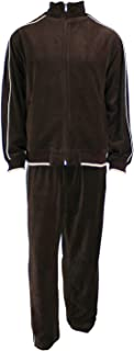 Mens Velour Tracksuit