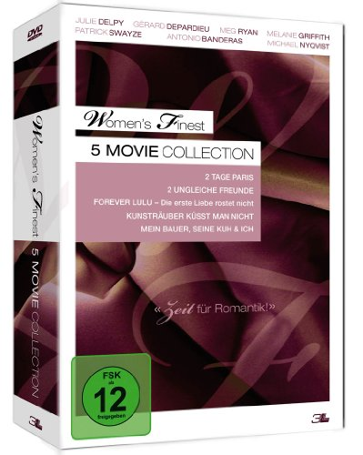Womens Finest 5 Movie Collection (5 DVDs)