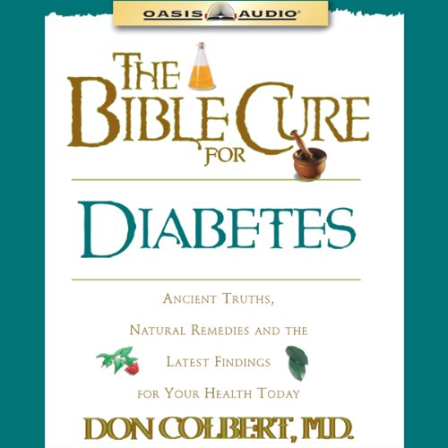 The Bible Cure for Diabetes cover art