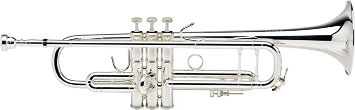 Bach 180S37 Stradivarius Series Bb Trumpet - Silver Plated
