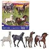 Spirit Riding Free Spirit's Herd 4 Pack of Horses