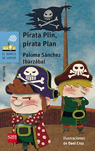 Pirata Plin, pirata Plan (El Barco de Vapor Azul)