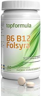 Topformula | B6 B12 Folsyra