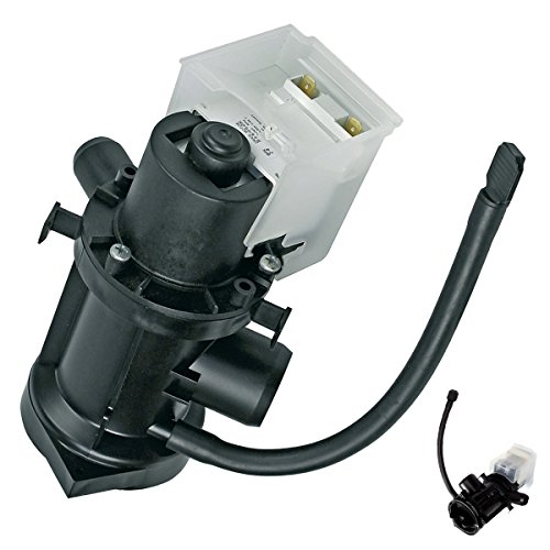 Bomba de desagüe de con motor–Lavadoras–LG–ref60119