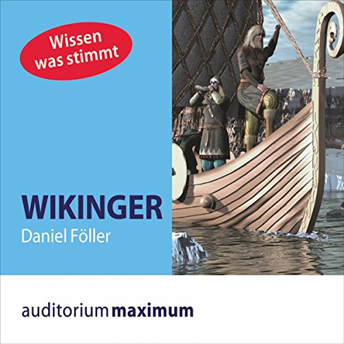 Wikinger (Wissen was stimmt) audiobook cover art