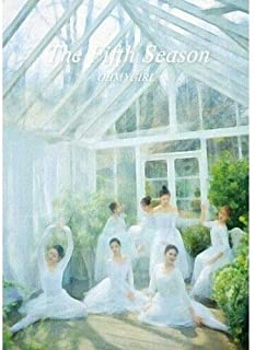 Oh My Girl - [The Fifth Season] 1st Album Drawing Ver CD+1p Poster+136p PhotoBook+1p Concept Card+1p Selfie+1p Angel Card+1p Museum Ticket+1p Pop-Up Card+Extra PhotoCard SET+Tracking K-POP Sealed