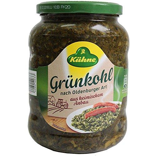 Kühne Grünkohl nach Oldenburger Art (660 g Glas)