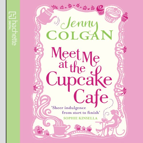 Meet Me at the Cupcake Café audiobook cover art