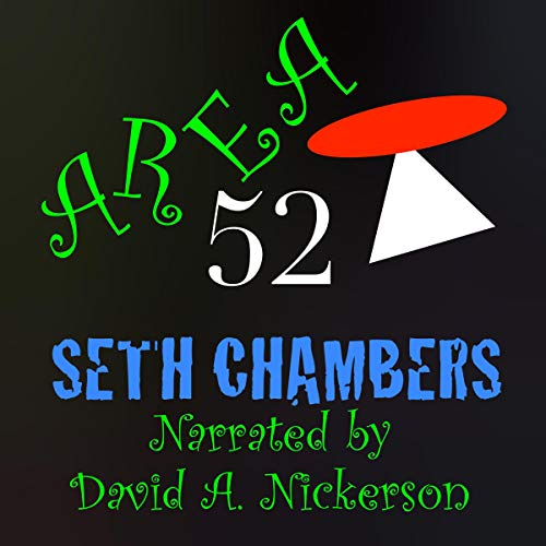 Area 52  By  cover art