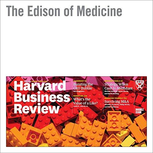 The Edison of Medicine copertina