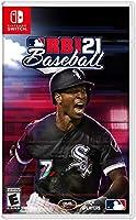 MLB RBI Baseball 21 (輸入版:北米) – Switch