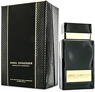 Angel Schlesser Absolute Oriental for Women -100ml, Eau de Toilette-