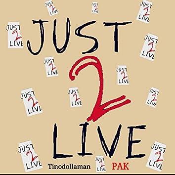 Just 2 Live (feat. PAK)