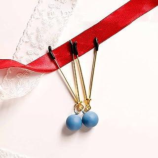 1 Paar Tepelklemmen Tepel Clips Borstklemmen Nipplering Nippling Niet-Piercing Tepel Ringen Vrouwelijke Lichaam Sieraden (...